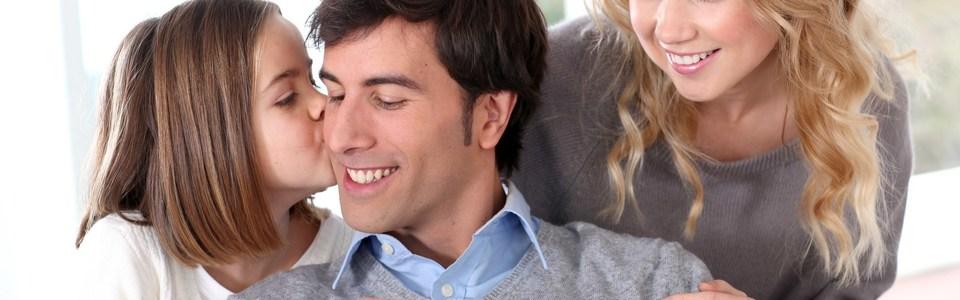 Dating en pappa råd dubbla din dating vs Mystery metod