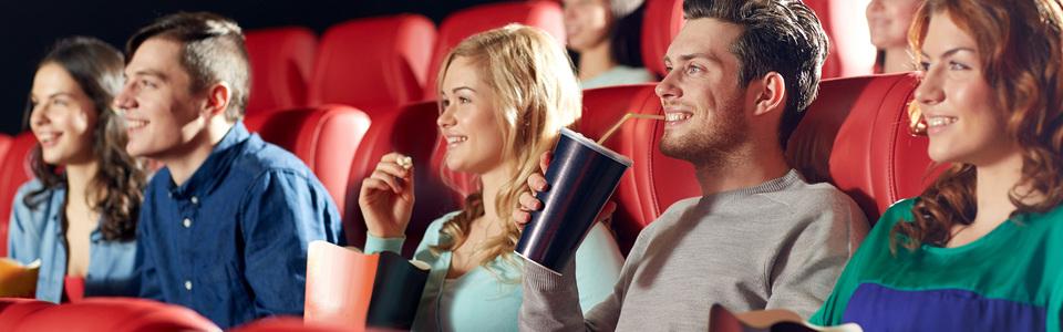 gavekort til biograf og middag